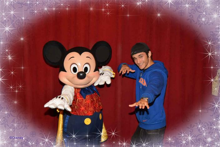 David Nassau Walt Disney Company