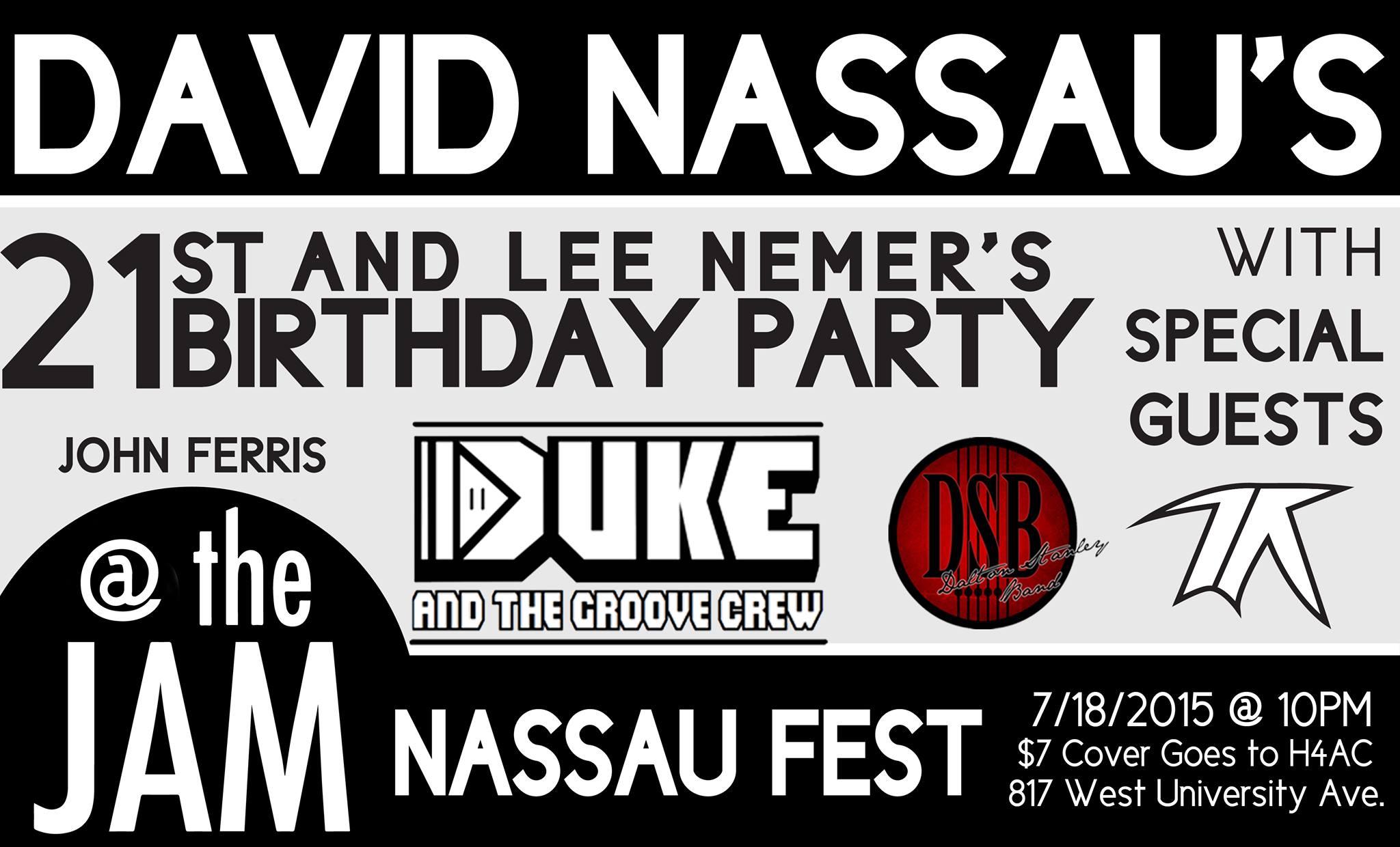 David Nassau Fest